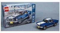 Conoce el Ford Mustang 1967 de Lego