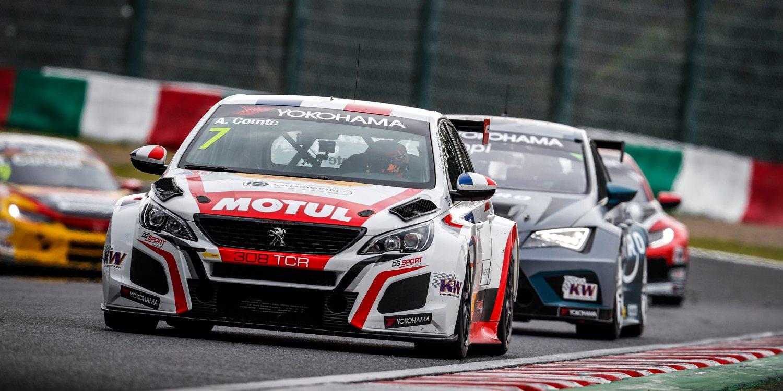 Peugeot ya tiene representación en las TCR Europa