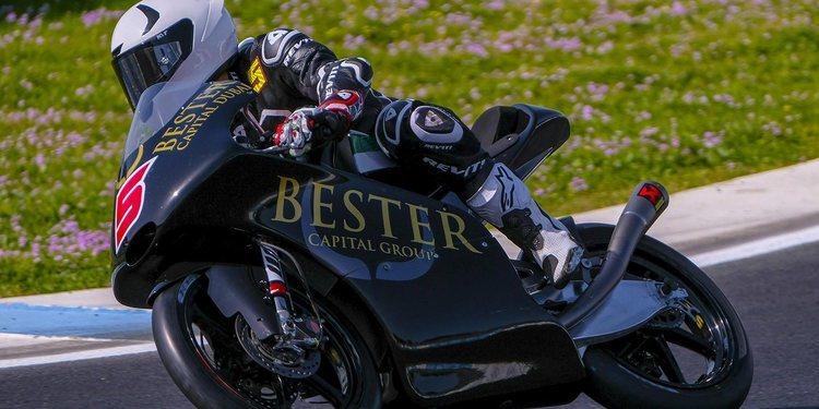 Jaume Masiá estará en la carrera inaugural del campeonato