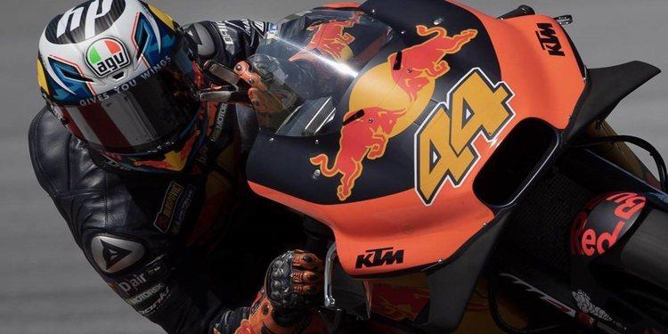 KTM admite que no está interesada en WorldSBK