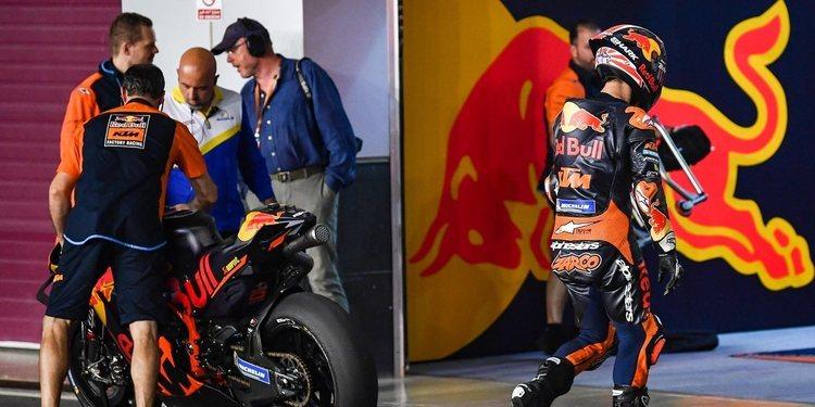 El Red Bull KTM Factory Racing continúa con su proyecto a largo plazo