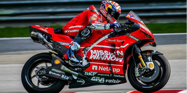 Mission Winnow Ducati, a pocos pasos del segundo título del mundo