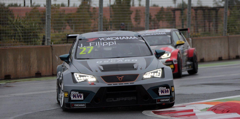 John Filippi se une a Vukovic Motorsport para el europeo