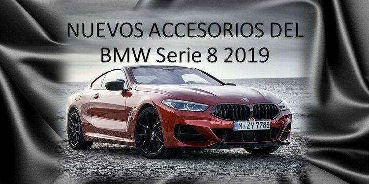 Conoce el exclusivo Set de maletas para el nuevo serie 8 de BMW