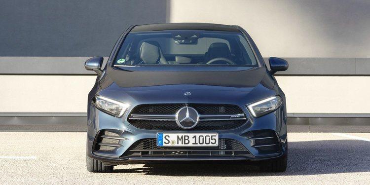 Mercedes lanza el Mercedes-AMG A 35 4Matic renovado