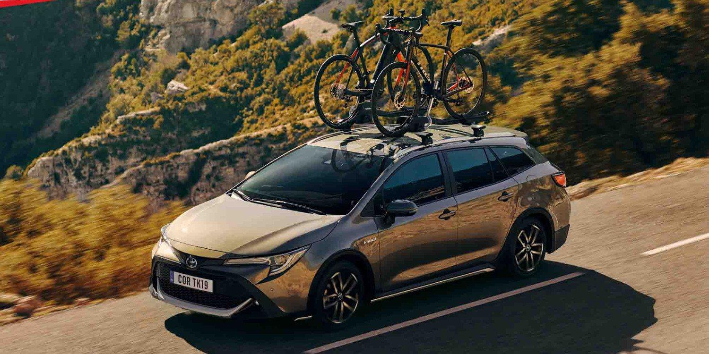 Toyota Corolla Trek, un auto pensado para la aventura