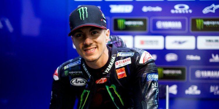"""Maverick Viñales: """"Gané mi primer GP con Yamaha en Losail"""""""