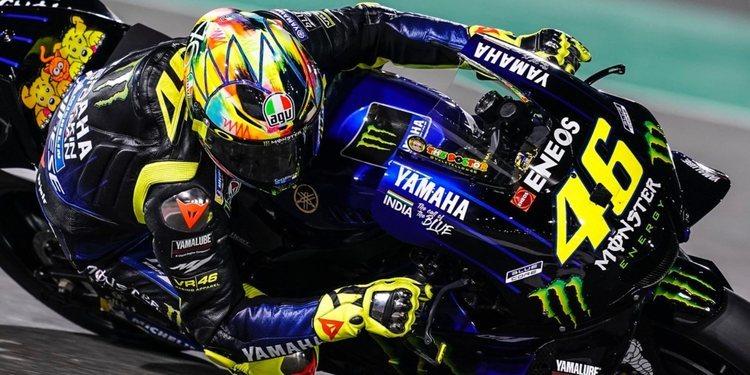 """Valentino Rossi: """"El camino en el que estamos es el correcto"""""""