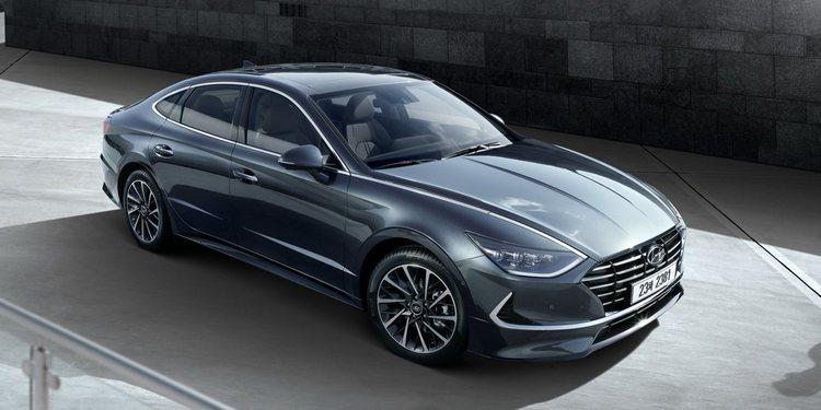 El Hyundai Sonata 2020 se revela en imágenes
