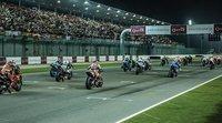 El Gran Premio de Qatar continuará hasta 2031 en el calendario de MotoGP