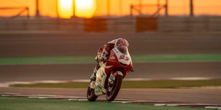 Primera victoria mundialista para Kaito Toba en Qatar