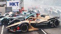 Edoardo Mortara heredó la victoria en el ePrix de Hong Kong