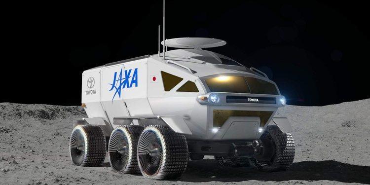 El Rover Lunar de Toyota
