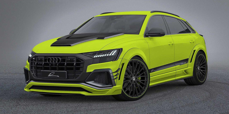 Lumma ofrece kit estético para el Audi Q8