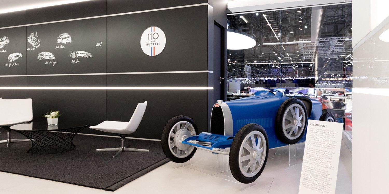 Bugatti trae de vuelta una interpretación moderna del Type 35 de 1926