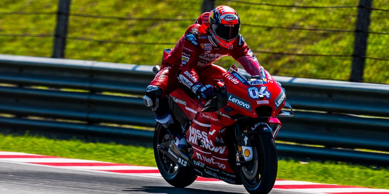 El caso Ducati, resuelto para Argentina