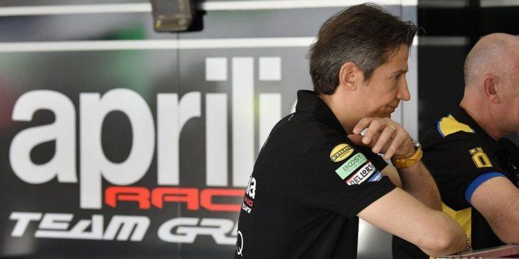 """Massimo Rivola: """"No tenemos nada contra Ducati"""""""