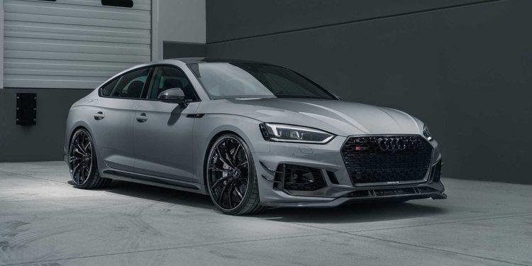 ABT nos presenta su nuevo Audi RS5 Sportback