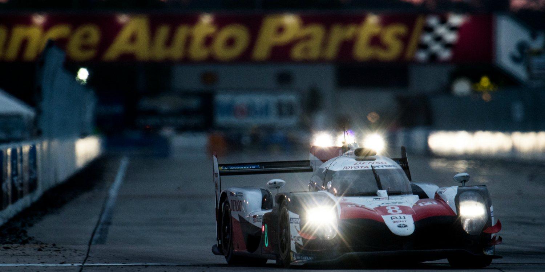 Alonso y su Toyota vencen en las 1000 Millas de Sebring