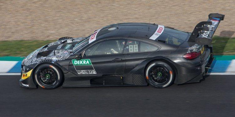 Los pilotos de BMW DTM se sienten cómodos con el nuevo coche turbo