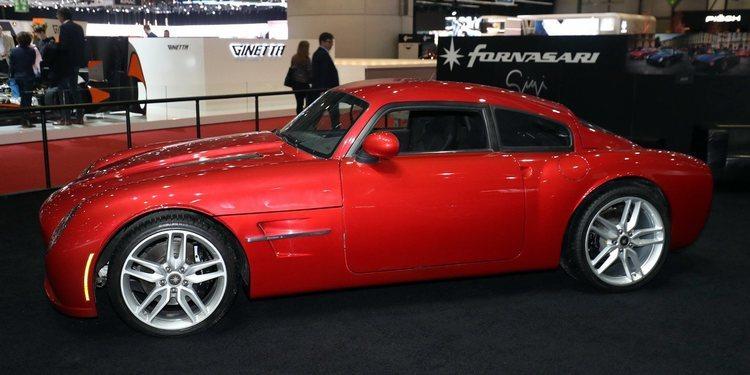 Se presenta el retro Fornasari 311 GT