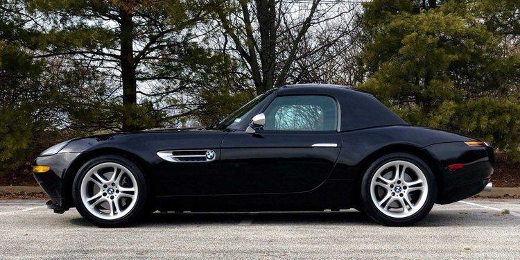 A la venta un BMW Z8 con poco kilometraje