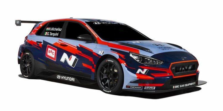 BRC Hyundai N Lukoil Racing Team, escudería confirmada para el WTCR 2019