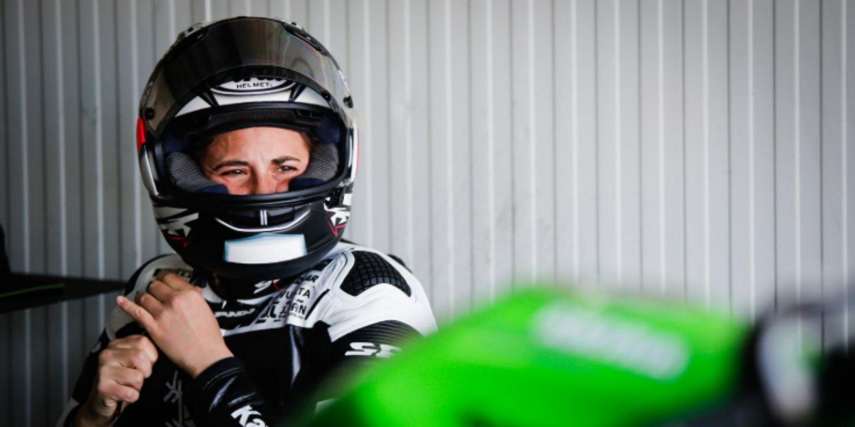 Kawasaki organizó unos test oficiales para todos sus pilotos