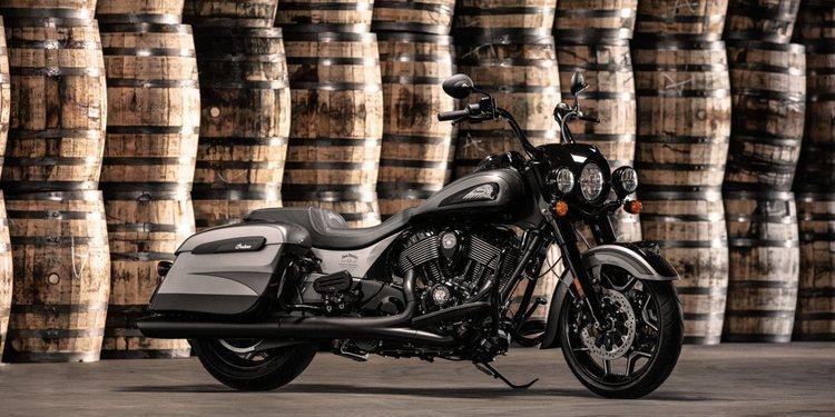 Nueva Indian Springfield Dark Horse Jack Daniel's Limited Edition