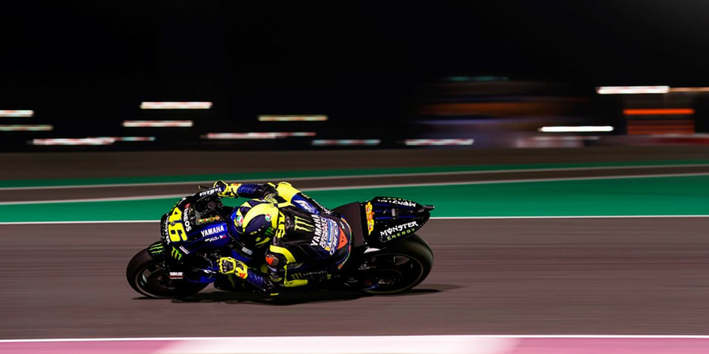 """Valentino Rossi: """"Si estás motivado, puedes seguir corriendo"""""""