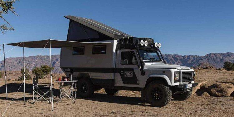Land Rover Defender Matzker MDX 360
