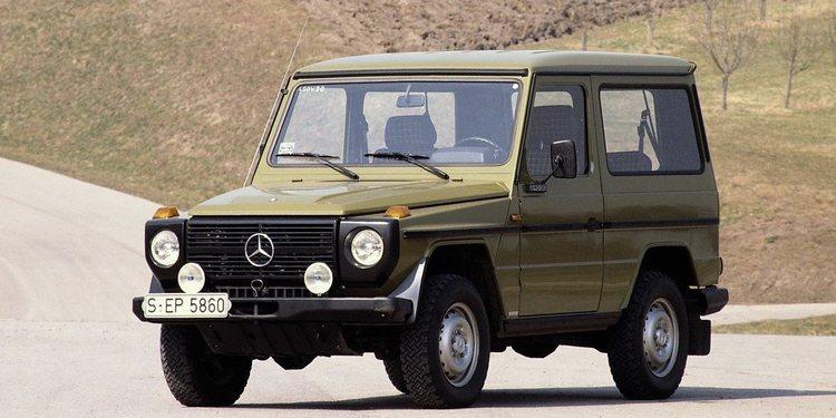 Conoce la historia del Mercedes-Benz Clase G, primera parte