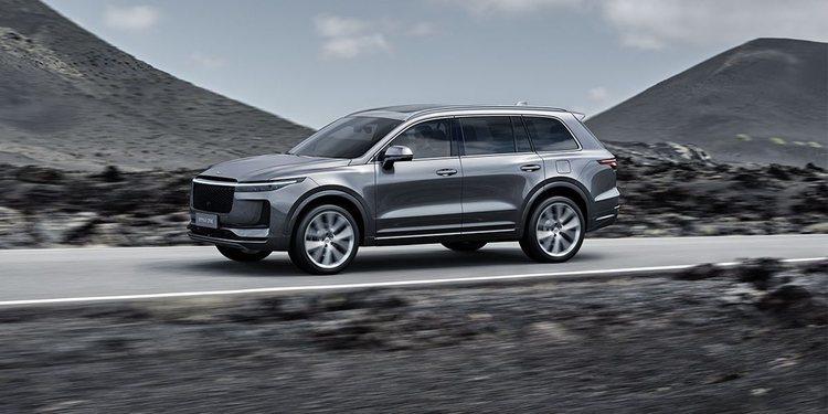 Li Xiang anuncia su nuevo SUV One