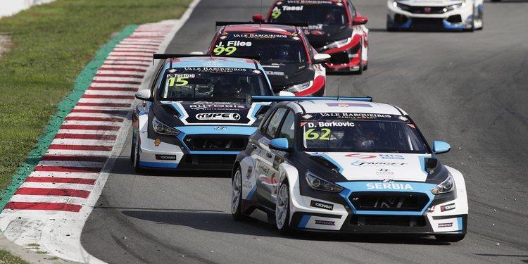 Cuatro son ya los Hyundai de Target Competition para las TCR Europa