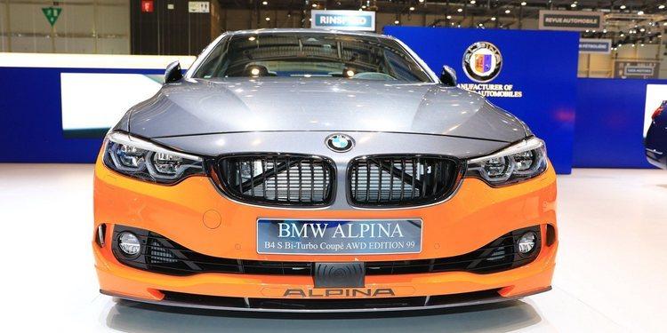 BMW Alpina B4 S Biturbo Edición 99