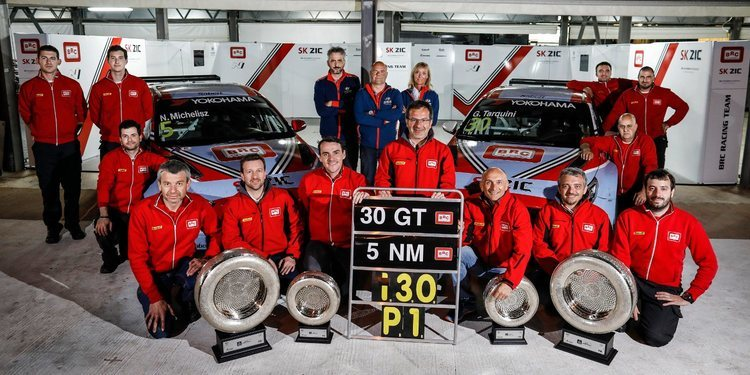 Guía WTCR 2019: BRC Racing Team
