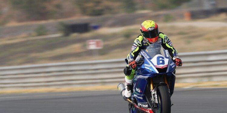 """María Herrera: """"Creo que no hay mayor satisfacción que encontrarte bien con una moto"""""""