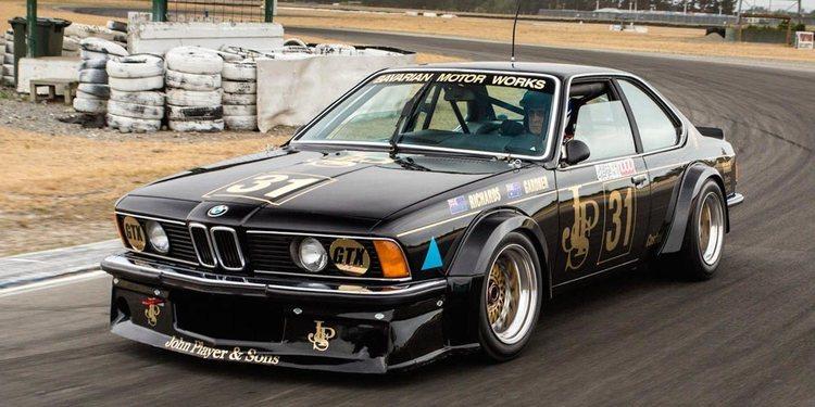 Disponible un BMW de competición del grupo A