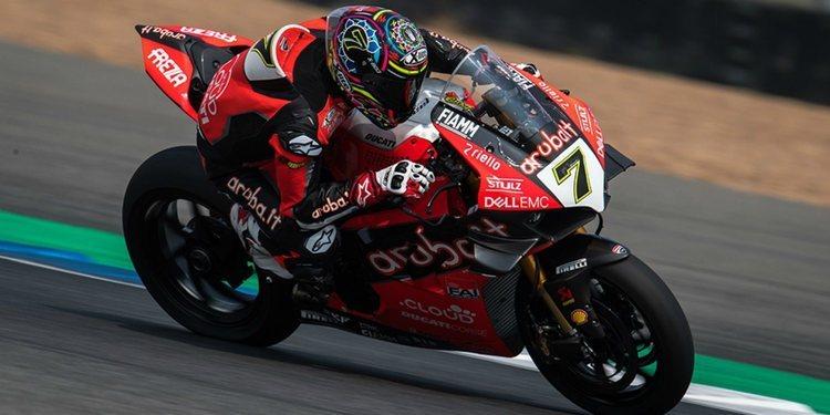 """Chaz Davies: """"El primer paso para tener más éxito es sentirme mejor con la moto"""""""