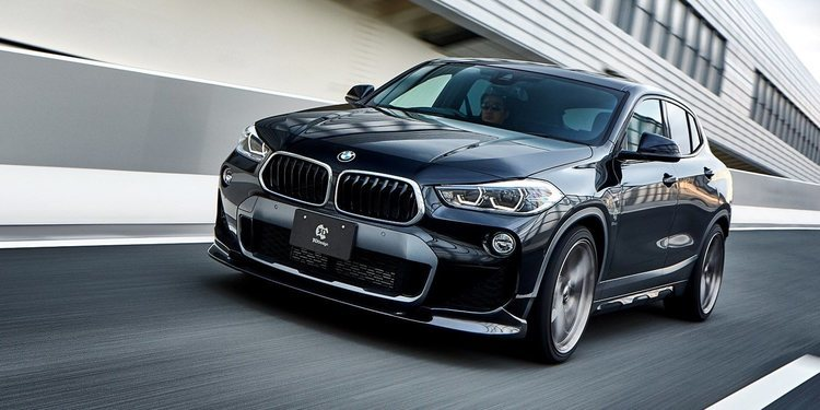 El BMW X2 de 3DDesign