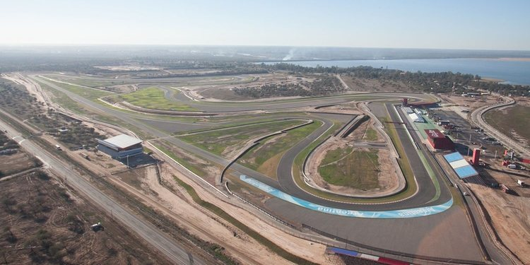 Vuelta al Autódromo Internacional de Termas de Río Hondo