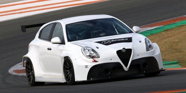 Otro Alfa Romeo para las TCR Italia 2019