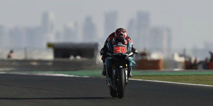 "Fabio Quartararo: ""Será divertido pilotar la MotoGP en Argentina"""