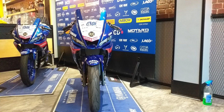 El MS Racing presenta a todo su equipo en Madrid
