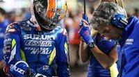 """Álex Rins: """"Aquí conseguí mi primer podio en MotoGP"""""""