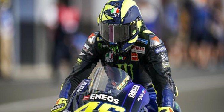"""Valentino Rossi: """"Mi equipo y yo debemos trabajar más en los entrenamientos"""""""