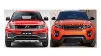 Después de tres años Land Rover gana demanda contra Jiangling