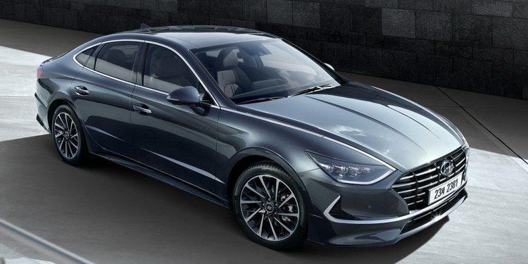 Hyundai mostrará el Sonata 2020 en Nueva York