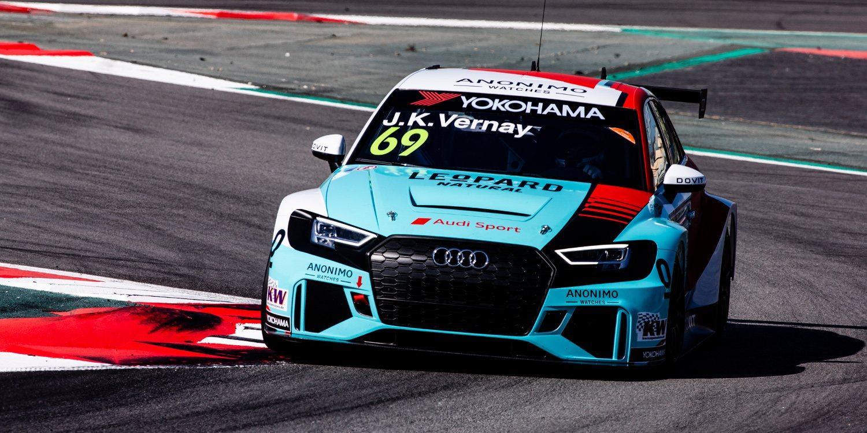 Guía WTCR 2019: Leopard Racing Team Audi Sport