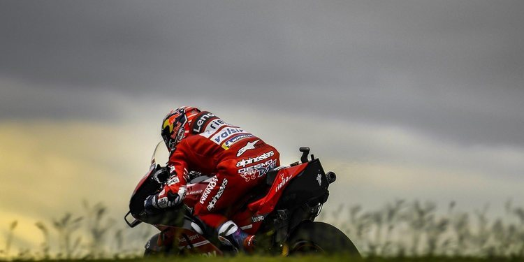 """Andrea Dovizioso: """"Nuestra moto es muy diferente respecto a la del año pasado"""""""